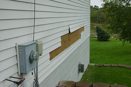 siding cleaning calvert count prince gearge county charles conty