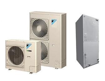 Daikin heating contractor in Luxembourg