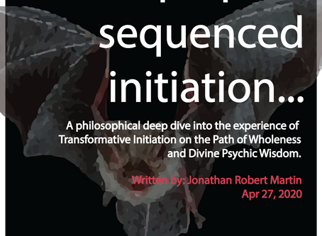 New E-Book: Prepare Sequenced Initiation - a deep dive into the psychic gifts of this moment