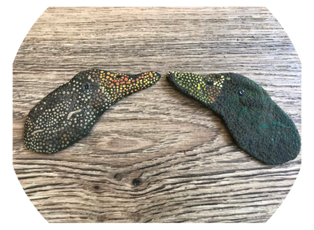 Art Creation: Loving Two Ducks with One Stone
