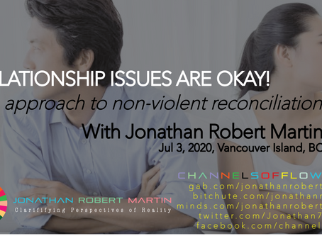 Relationship Problems Are Okay! ~ An ode to Justin and Sophie - Jul 3, 2020