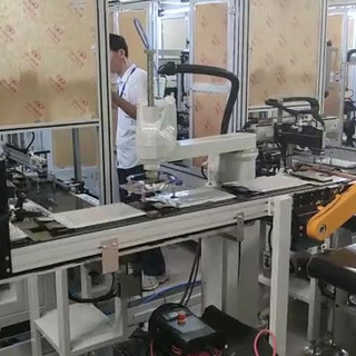 Semi-Auto Cylindrical Cell Production Line