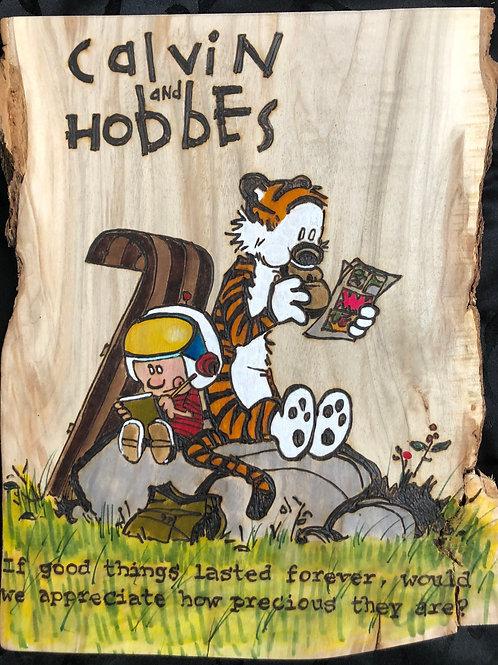 Calvin and Hobbes Good Things