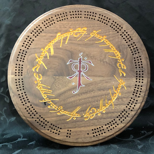 One Cribbage Board to Rule Them All