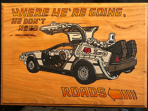 Back to the Future- Roads