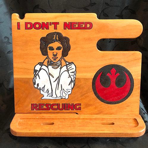 Princess Leia Docking Station ~ Star Wars