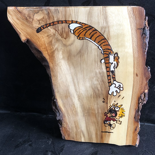 Attack - Calvin and Hobbes