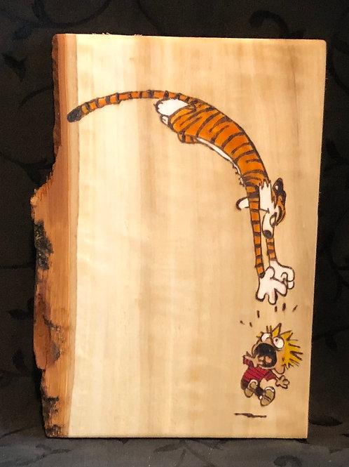 Tiger attack!