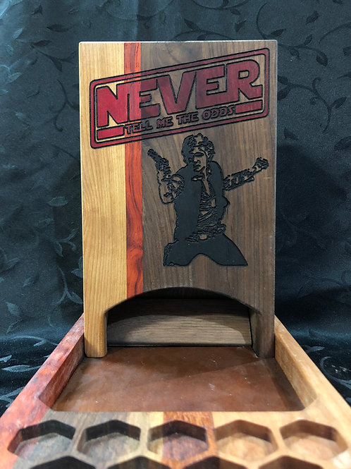 Never Tell Me The Odds Dice Tower