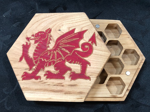 Red Dragon Dice Box #2