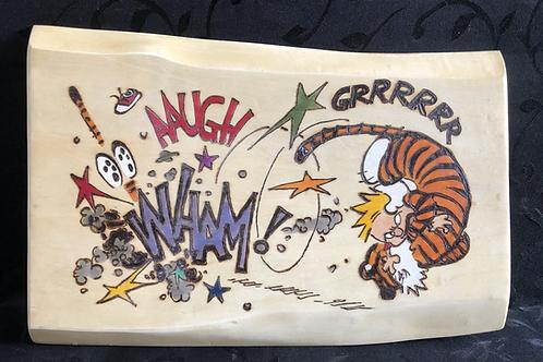 Wham - Calvin and Hobbes
