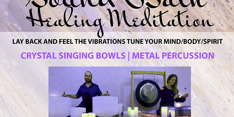 Sunday Night Sacred Sound Healing Clinton