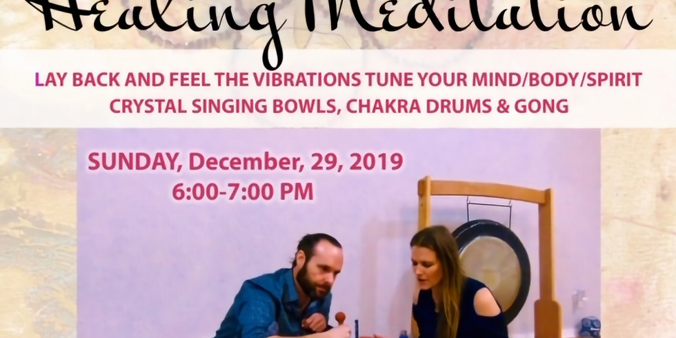 Meadow Within - Sacred Sound Healing Meditation - Flemington -6pm