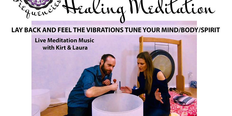 PureSpace - Sacred Sound Healing Meditation