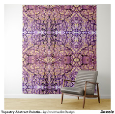 tapestry_abstract_painting_red_violet_in