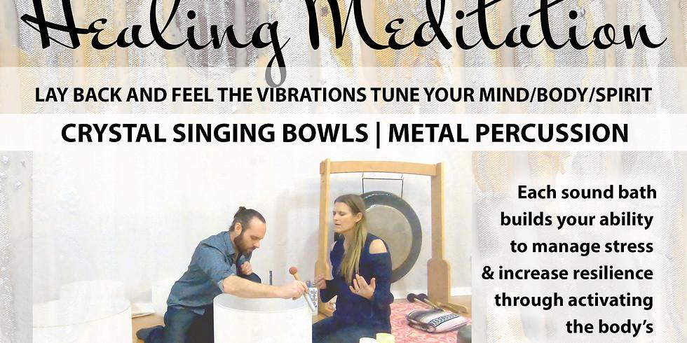 Sacred Sound Healing Meditation