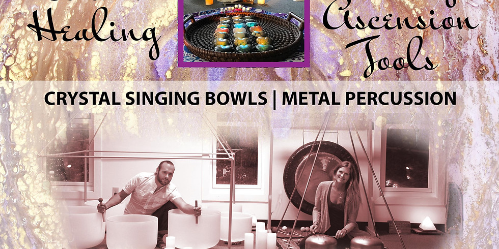 Friday Night Crystal Singing Bowls Meditation