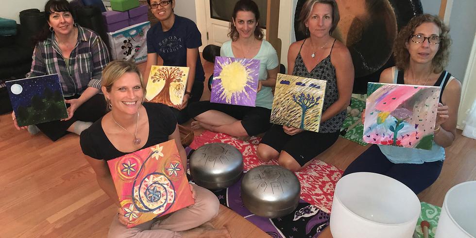 Inner-Voice Painting Workshop