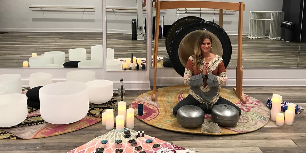 Sunday Night Sacred Sound Healing -Clinton, NJ