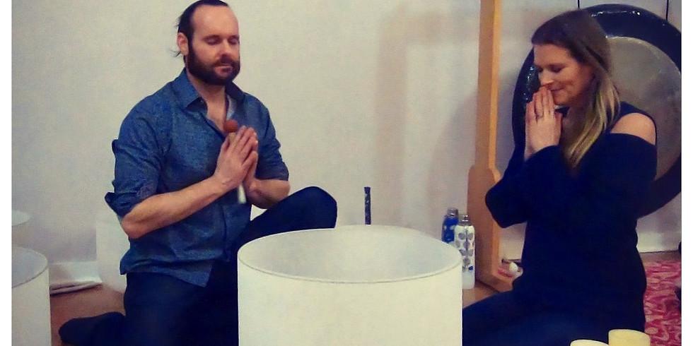 Earth & Sky - Sacred Sound Healing Meditation