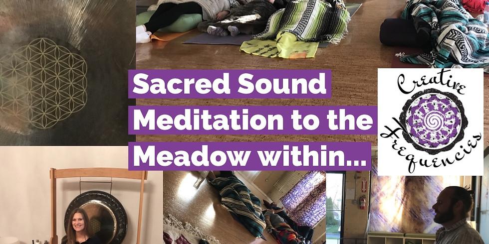 Sacred Sound Healing Meditation - Flemington