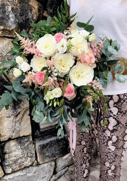 Bouquet de Mariée printanier
