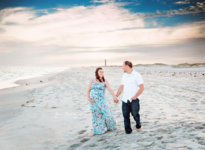 Melanie & Justin's Maternity Session | Gina Gentile Photography, Long Island Maternity &