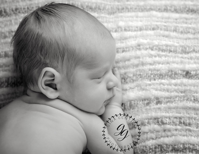 10 Day Old Declyn | Gina Gentile Photography, Long Island, New York