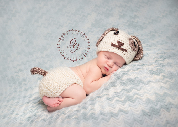 15 Day Old Ryan | Gina Gentile Photography, Long Island, New York