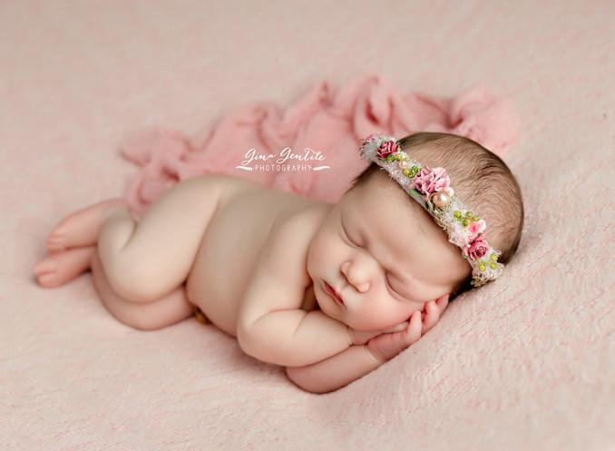 Serena's Newborn Session | Gina Gentile Photography, Long Island Cake Smash, Maternity, & Ne