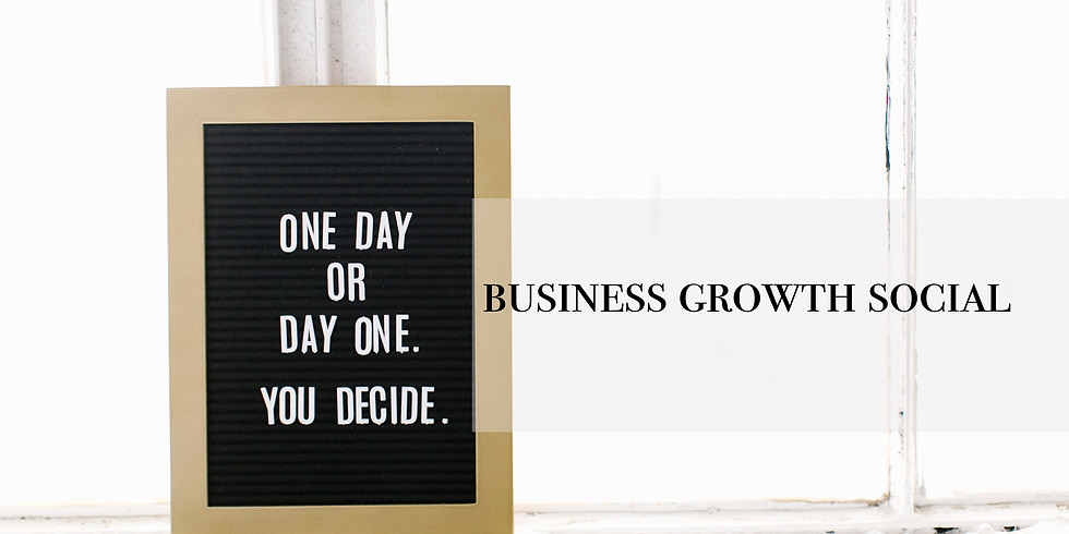 Business Growth Social