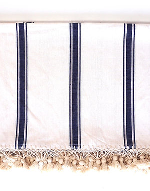 La Mar- Cotton Woven Blanket