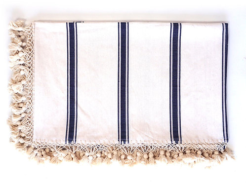 La Mar- Cotton Woven Blanket