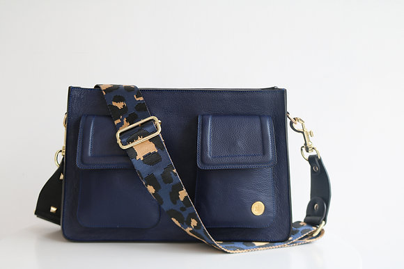 Mini Keley Bag - Navy