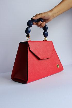 Emilia Bag- Red
