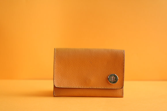 Small Wallet- Tan