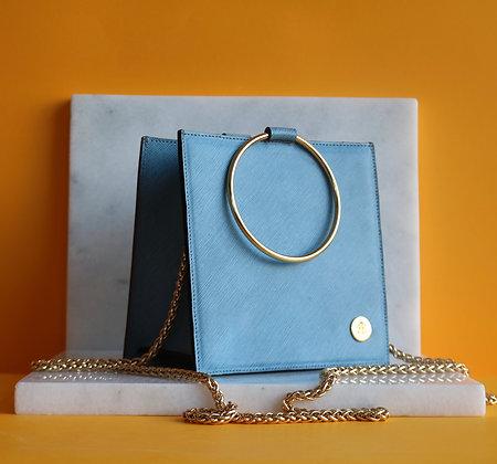 Valeria Bag- Light Blue