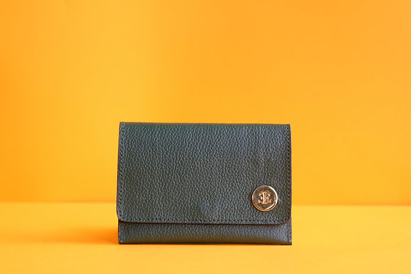 Small Wallet- Grey