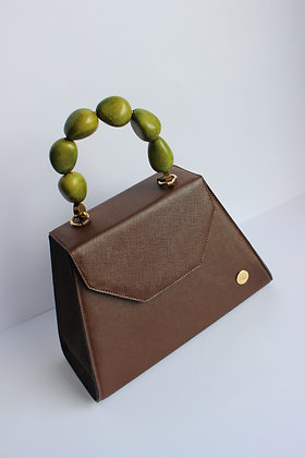 Emilia Bag- Brown
