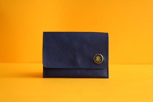 Small Wallet- Navy Blue
