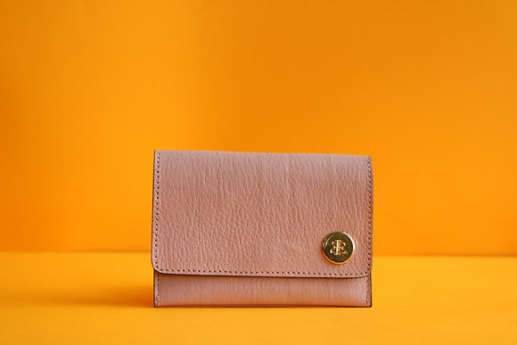 Small Wallet-Baby Pink