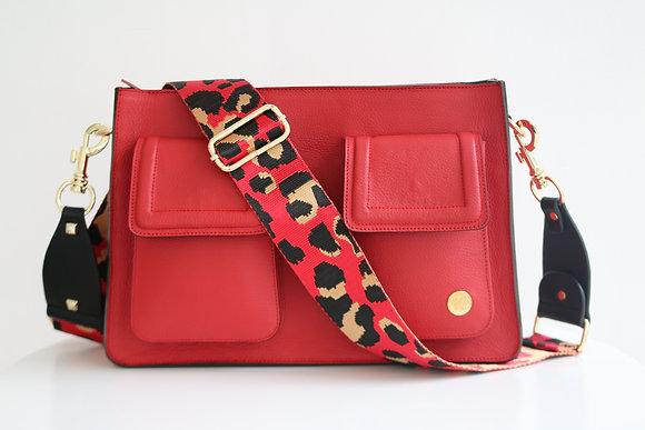 Mini Keley Bag - Red