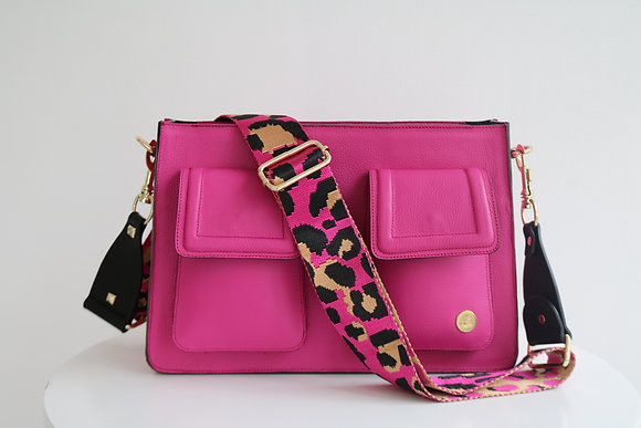 Mini Keley Bag - Hot Pink