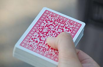 トランプカード