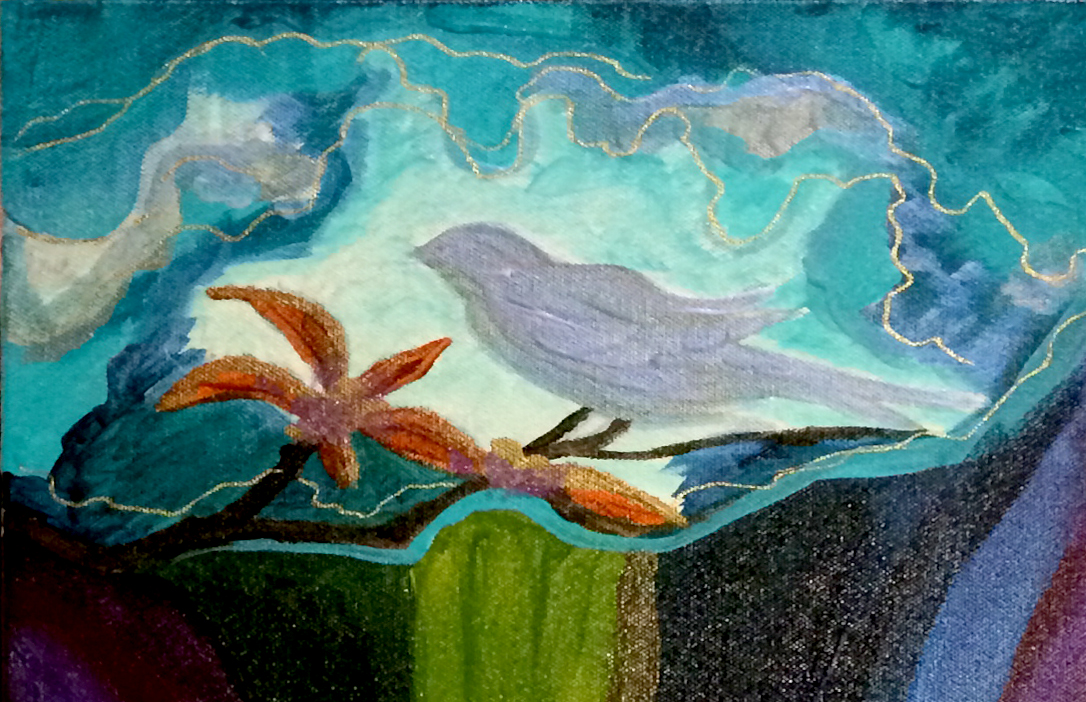 Some Birds Shine Brighter 2 - Detail