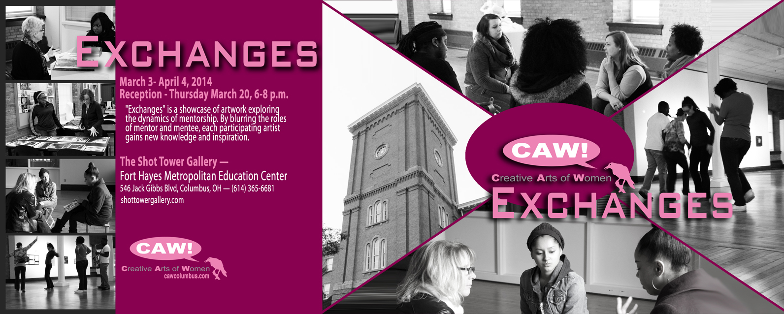 CAW Exchanges Postcard