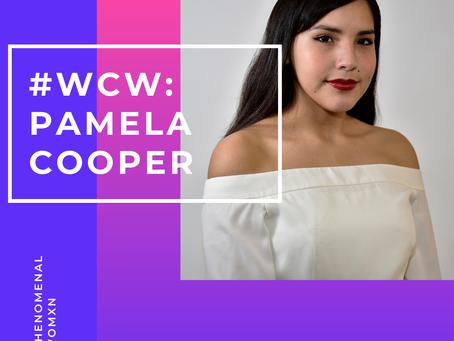 Womxn Crush Wednesday: Pamela Cooper