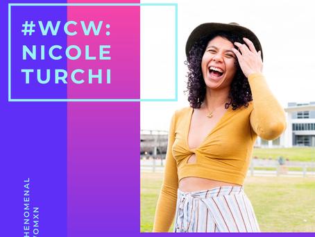 Womxn Crush Wednesday: Nicole Turchi