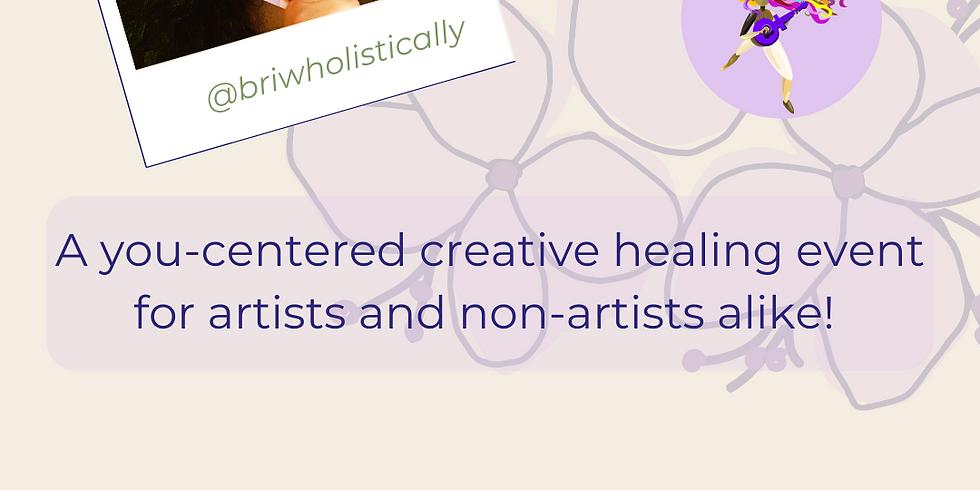 Create, Heal, Bloom