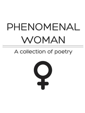Phenomenal Womxn 2018 Poetry Booklet
